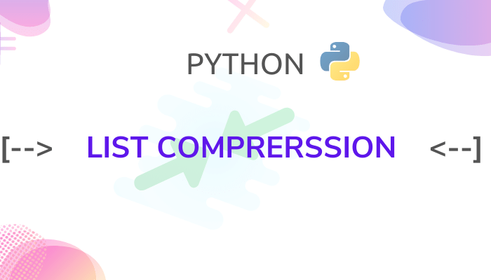 Nested List Comprehension in Python: If-else, loop Examples
