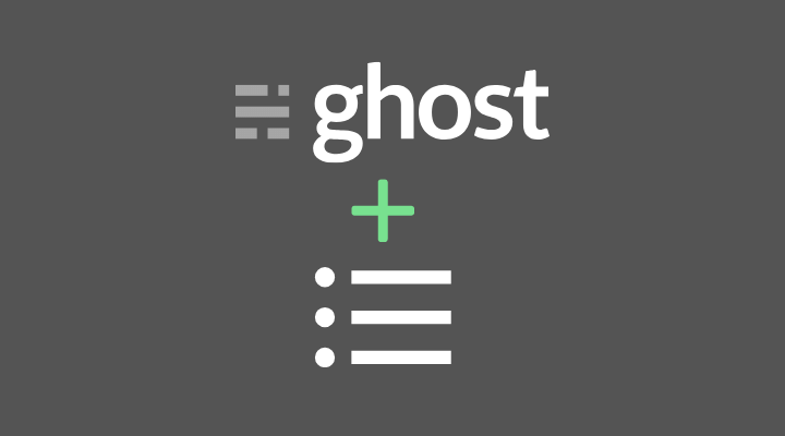 Add Table of Contents to Ghost CMS Blog Post or Article