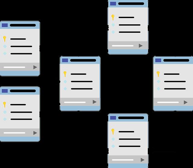 Database schema sample