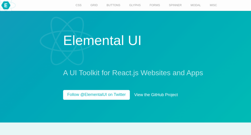 Elemental UI for React